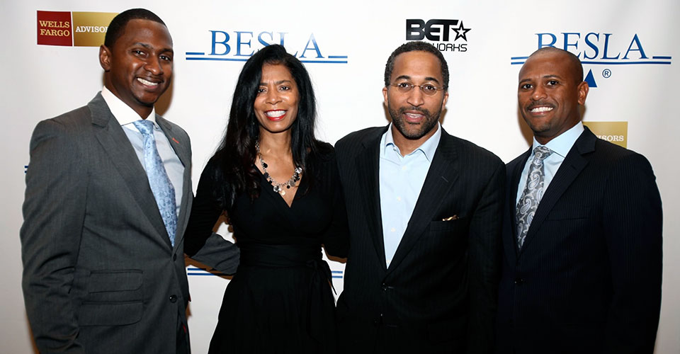 At-the-Black-Entertainment-and-Sports-Lawyers-Association-Conference-at-the-Atlantis-Resort-in-Bahamas-with-Tony-Brackett_Judy-Smith-Executive-Producer-of-ABC-hit-television-show-Scandal_Chris-Garrett_Lawrence-Hinkle